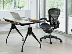 Herman Miller Envelop Desk Y7755. L A 91 91 G7