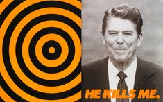 Donald Moffett (born United States), He Kills Me, Color offset lithograph on paper, x 95 cm x 37 The Museum of Modern Art, New York. Protest Kunst, Protest Art, Aids Poster, Hirshhorn Museum, Thing 1, Whitney Museum, Museum Of Modern Art, The Guardian, American Art