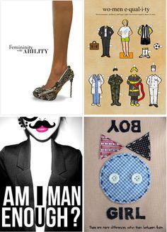gender posters | Gender Equality Poster