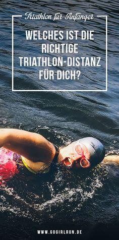 Alle Triathlon-Distanzen im Überblick: Kurztriathlon, #Supersprint, Olympische Distanz und #Ironman. Einfach erklärt für #Triathlon-Anfänger.