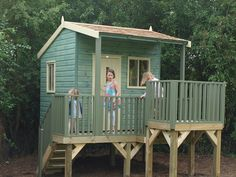 Kids-Tree-Houses-Girls