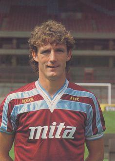 Allan Evans Aston Villa 1985/86