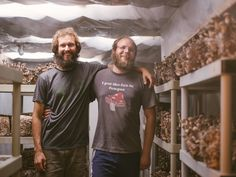 Hello! Help support my fiancé and his friend's mushroom growing business with their Kickstarter! Fungi Ally is making mushroom cultivation more accessible and productive in the Northeast U.S!