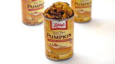 Pumpkin Bread in a Pumpkin Can | RealSimple.com