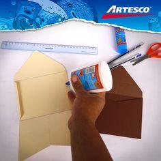 Utiliza tu goma #Artesco