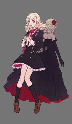 Diabolik Lovers (More Blood)- Yui #Anime #Game #Otome
