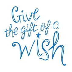 Become a Make-A-Wish volunteer.