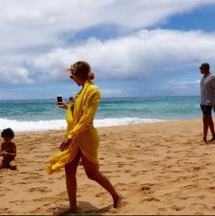 Vacation like an A-Lister: Beyonce, Blue Ivy, and Jay Z in Hawaii.