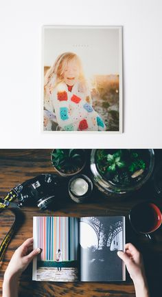 Everyone has a story to tell. tell on. // Artifact Uprising   Create your own Premium Photobook