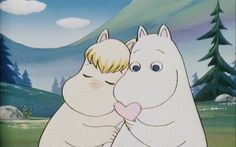 the moomins moomin valley tove jansson animal illustrations my . Les Moomins, Cartoon Mignon, Moomin Valley, Drawn Art, Tove Jansson, Dibujos Cute, Aesthetic Anime, Aesthetic Drawing, Pink Aesthetic