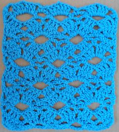 #230 Holy, Wholly, Holey Crochet Dishcloth – Maggie Weldon Maggies Crochet
