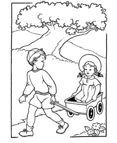 activity-sheets: Kids Coloring pages for children
