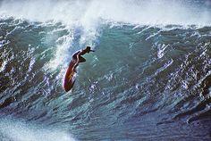 Gerry Lopez. Pipeline. 1971. #jeffdivine  The master