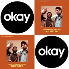 """Check out New Album """" No Filter """" on Okayplayer #nofilter #music #news #hiphop #jazz"""
