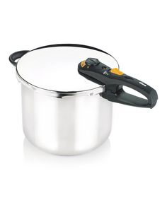 Duo Stainless Steel 10-Qt. Pressure Cooker Set by Fagor #zulily #zulilyfinds