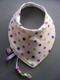 Baby bib, Dribble bib, Bandana bib, Neck scarf... by pupaforkids