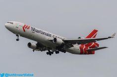 MD11 Martinair Cargo takeoff #avgeek #planespotter pic.twitter.com/HpVwaeDgbq
