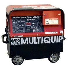 $3,499.99 180A Battery Powered Portable Welder with Rechargeable Batteries