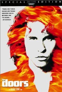 The Doors.   Val Kilmer is Excellent as Jim Morrison...and the music is great!