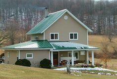 Best 116 Best Green Metal Roofs Images Metal Roof House 400 x 300
