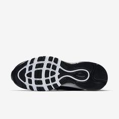 low priced fc425 eca70 Női Nike Air Max 97 Premium Utcai Cipő Sötét Szürke Fekete   496OERTZ