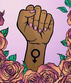 New Womens Empowerment Inspiration Girls Ideas Feminist Quotes, Feminist Art, Gender And Development, Girls Run The World, Social Art, Walt Disney, Intersectional Feminism, Power Girl, Powerful Women