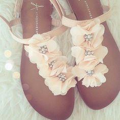 flower sandles