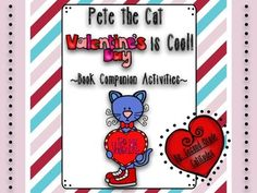 Even Pete the Cat think Valentine's Day is Cool!! If you are looking for some Valentine's Day fun, and some engaging activities, this product is just for you! Included in this product is: -Vocabulary Flapbook-Vocabulary Word Search-Valentines Twist Game-Main Idea Activity-Valentines Friendly Letter- Craftivity -You Are Special Writing Craftivity-Suffix Ending -ed and -ing Spin Game-Suffix Ending -ed and -ing worksheet-My Valentines Groovy Graphivitiy*Picture and Bar GraphYour students will…