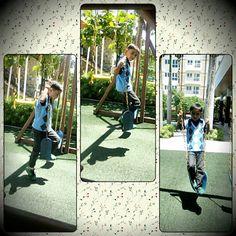 Swing with myzorro...