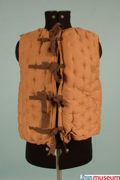 Boddy lifejacket.    The Boddy lifejacket was originally invented by George Mallory Boddy in 1914. It was designed to keep the wearer afloat and face upwards if they were brought down at sea. The Royal Flying Corps formally adopted the Boddy No. 5 jacket in 1916, although it was restricted to air crew below 5 feet 9 inches in height.