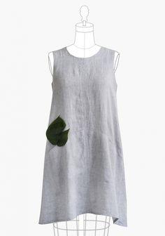 The Farrow Dress from Grainline Studio | Textillia.com