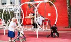 The rise of urban playgrounds for the elderly | Cities | The Guardian