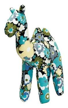 Color Zoo Jumbo Plush Toy, Cass the Camel -   $26