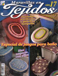 Revista de crochet para el baño gratis