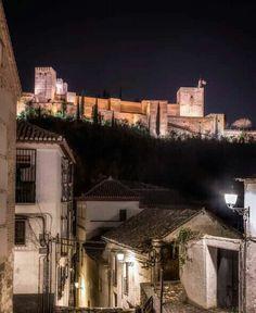 Granada, Mansions, House Styles, Home Decor, Italia, Cities, Decoration Home, Grenada, Manor Houses