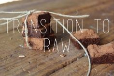 1 month raw food meal plan + education