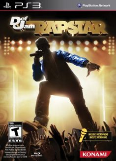 Def Jam Rapstar Bundle  Playstation 3 >>> You can find more details by visiting the image link. Note:It is Affiliate Link to Amazon.