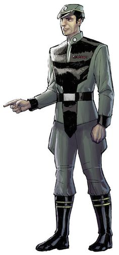 Imperial Officer's Uniform (AU)