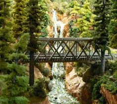 model train mountain scenary | ... model trains you can visit http newstoreview com best model trains for