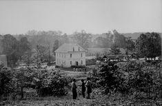 civil-war-100.jpg (1530×1002)100. Lee and Gordon's Mills. Chickamauga Battlefield, Ga., 1863. 111-B-4791.