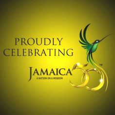 Celebrating 50 years of Jamaican Independence
