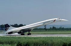 コンコルドの超音速機