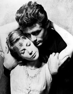 James Dean and Julie Harris - East of Eden - 1952