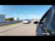 We drag-raced a BMW M5 against a Tesla Model S. Yes, we're serious!