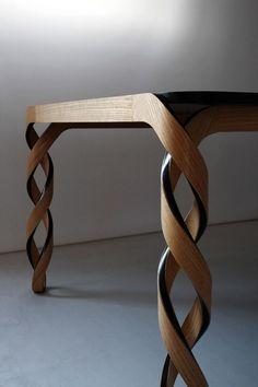 patas de madera - hélice