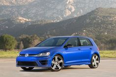 """Herndon, VA  — Volkswagen of America, Inc., is pleased to announce that the 2016 Volkswagen Golf R, commended for its """"practicality and punch,"""" was named today to Automobile's """"2016 All-Star"""" list. Automobile, a leading automotive lifestyle print and online brand, selects exceptional vehicles each year to its prestigious list based on style, class, importance, and desirability."""