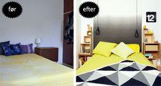 Før og efter: Gæsteværelse med personlighed <3 IMP-2015