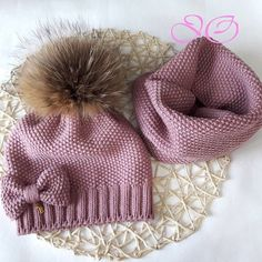 """comment """"YES"""" so that this publication reaches more people, and I will be … - Stricken 2020 Baby Hats Knitting, Knitting For Kids, Baby Knitting Patterns, Loom Knitting, Knitted Hats, Crochet Girls, Crochet Baby, Knit Crochet, Knit Beanie Hat"""