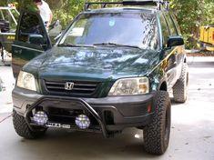 CRV lift kit or bigger tires? off roadin - Page 2 - Honda-Tech