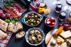The Antipasti Bar Is the Best Spot in the Grocery Store for Dinner Inspiration  Smart Weeknight Strategies